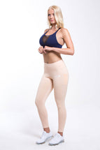 SIRIUS High Waist Leggins Nude