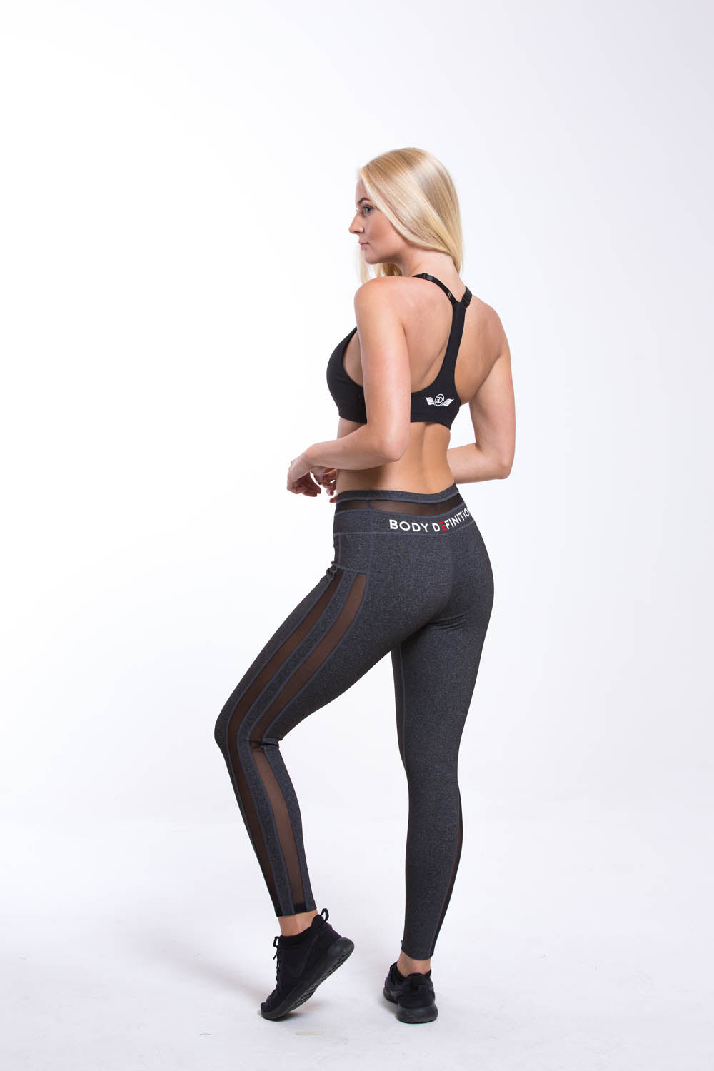 SKYLAR Leggings - Grey