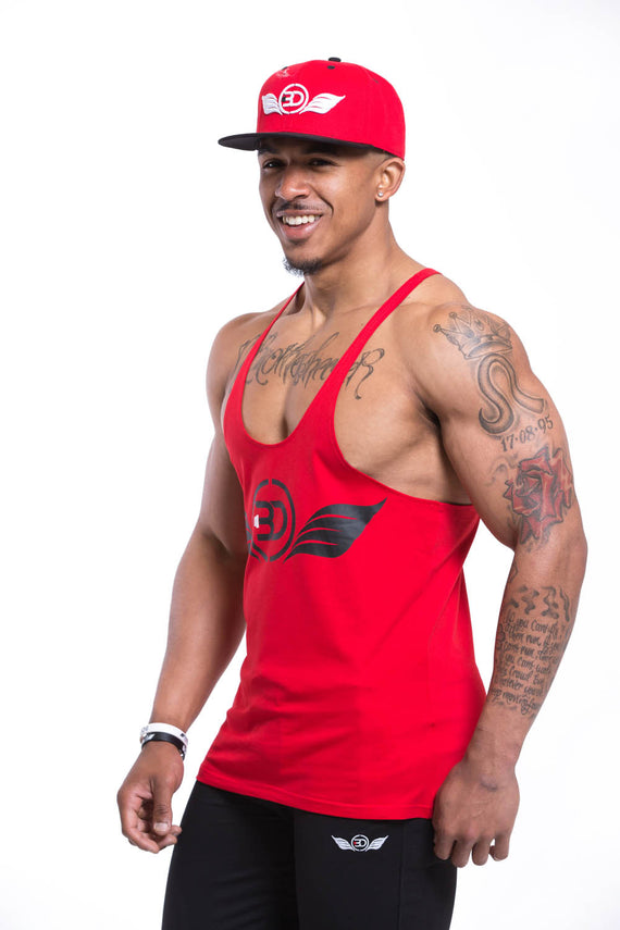 Stringer Red