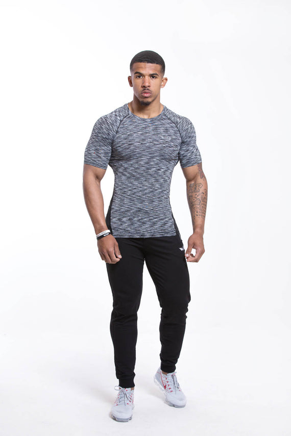 T-shirt Dry Fit Dark Grey