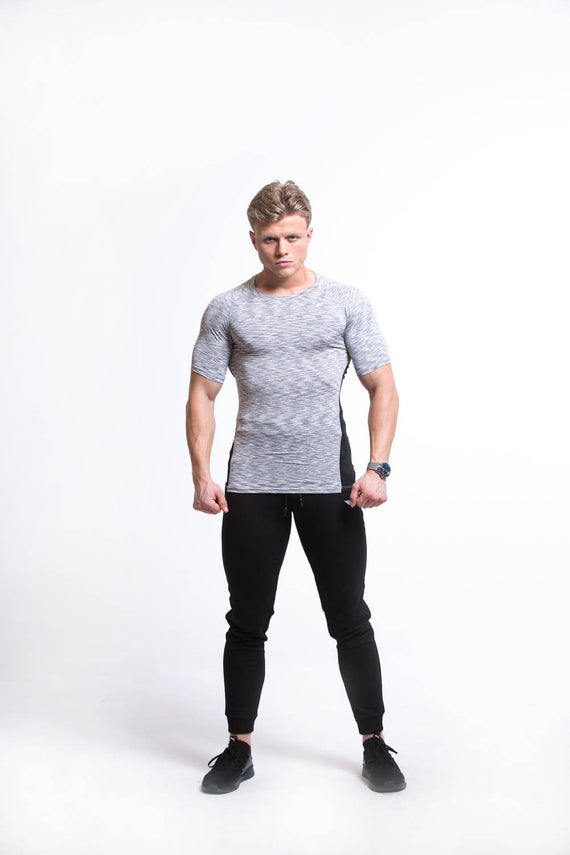 T-shirt Dry Fit Light Grey