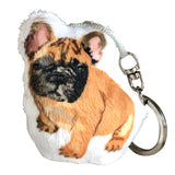 French Bulldog Shaped Plush Pillow-MrsCopyCat