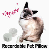 Recordable Custom Pet Pillow | Custom PHOTO Plush - mrscopycat