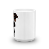 Pitbull Mix Coffee Mug | Macy-MrsCopyCat