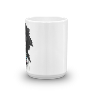 Border Collie Mug - Drawfully