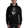 Dachshund Hoodie French Terry Hooded Pullover-MrsCopyCat