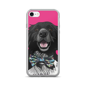 Border Collie iPhone Case-MrsCopyCat