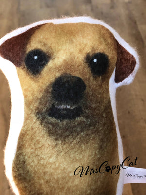 Chihuahua Dog Squeaky Toy - mrscopycat