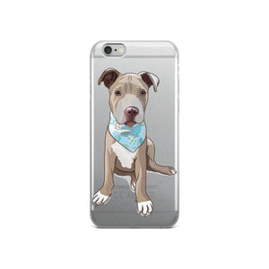 Pitbull iPhone Case, Dog Lover Gift Idea, Pet Lover, Dog Mom, Dog Dad, Pet Loss, Pet Memorial, Dog Valentines Gift, Puppy Dog, Dog Cartoon
