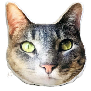 Custom Pet Face Photo Pillow-MrsCopyCat