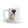 Mastiff Butt Coffee Mug - mrscopycat