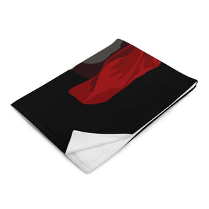 Vampire Cat Throw Blanket | Ravioli-MrsCopyCat