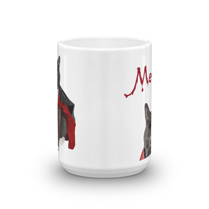 Vampire Cat Halloween Coffee Mug | Meowcula - mrscopycat