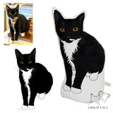 Custom Pet Pillow Urn Original Urnimal™ | Portrait-MrsCopyCat