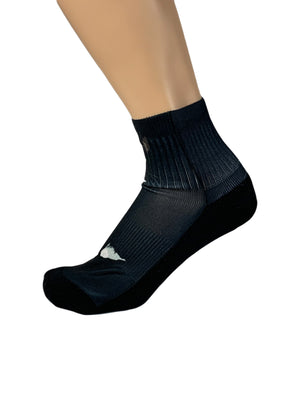 Tuxedo Cat Athletic Ankle Socks | Paloma-MrsCopyCat