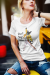 Freddie Mercury Cat T-Shirt | Women's-MrsCopyCat