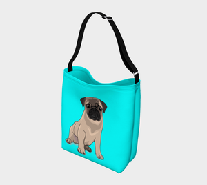 Wholesale Pug Neoprene Shoulder Bags | ONLY 6+ items - mrscopycat