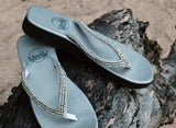 Maggie Sandal - Silver - Sizes 6-7 - SALE