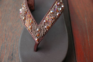 Classic Cocoa Sandal- Sizes 6-7-8-9-10