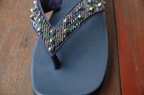 Classic Navy Sandal- Sizes 6-7-10