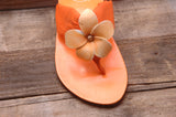Bloom Sandal - Orange - Sizes 9-10 - SALE