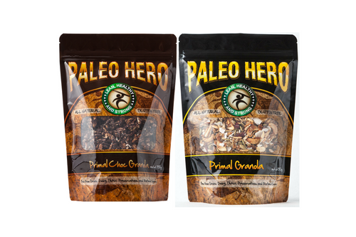 Paleo Hero Primal Granola Mixed Box SAVE 10%