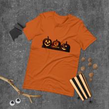 Load image into Gallery viewer, Jacked-O'-Lantern T-Shirt