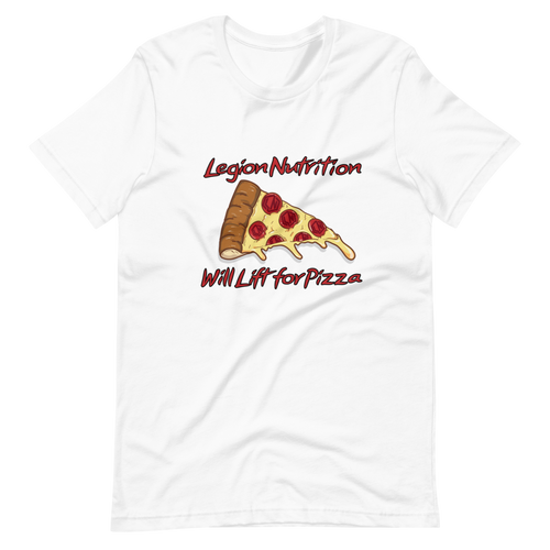 Lift For Pizza T-Shirt