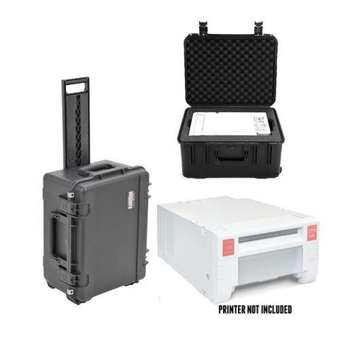 Mitsubishi CPK Series Printer Travel Case - ATAPHOTOBOOTHS, USA