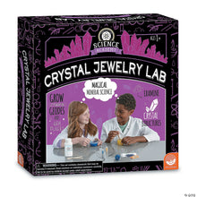 Load image into Gallery viewer, Science Academy Crystal Jewelry Lab