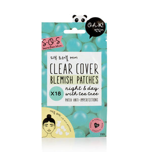 Oh K! S.O.S Clear Cover Blemish Patches