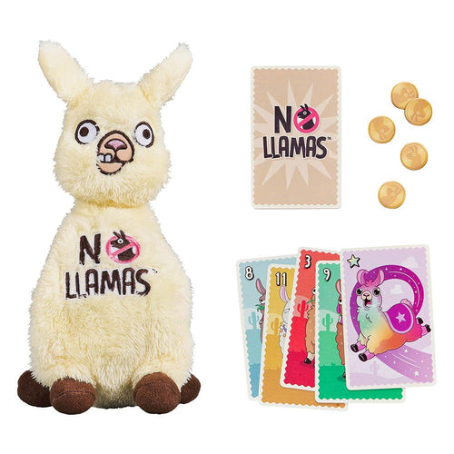 No Llamas Card Game