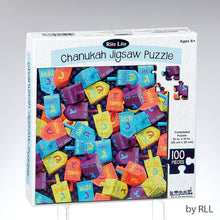 Load image into Gallery viewer, Chanukkah Jigsaw Puzzle