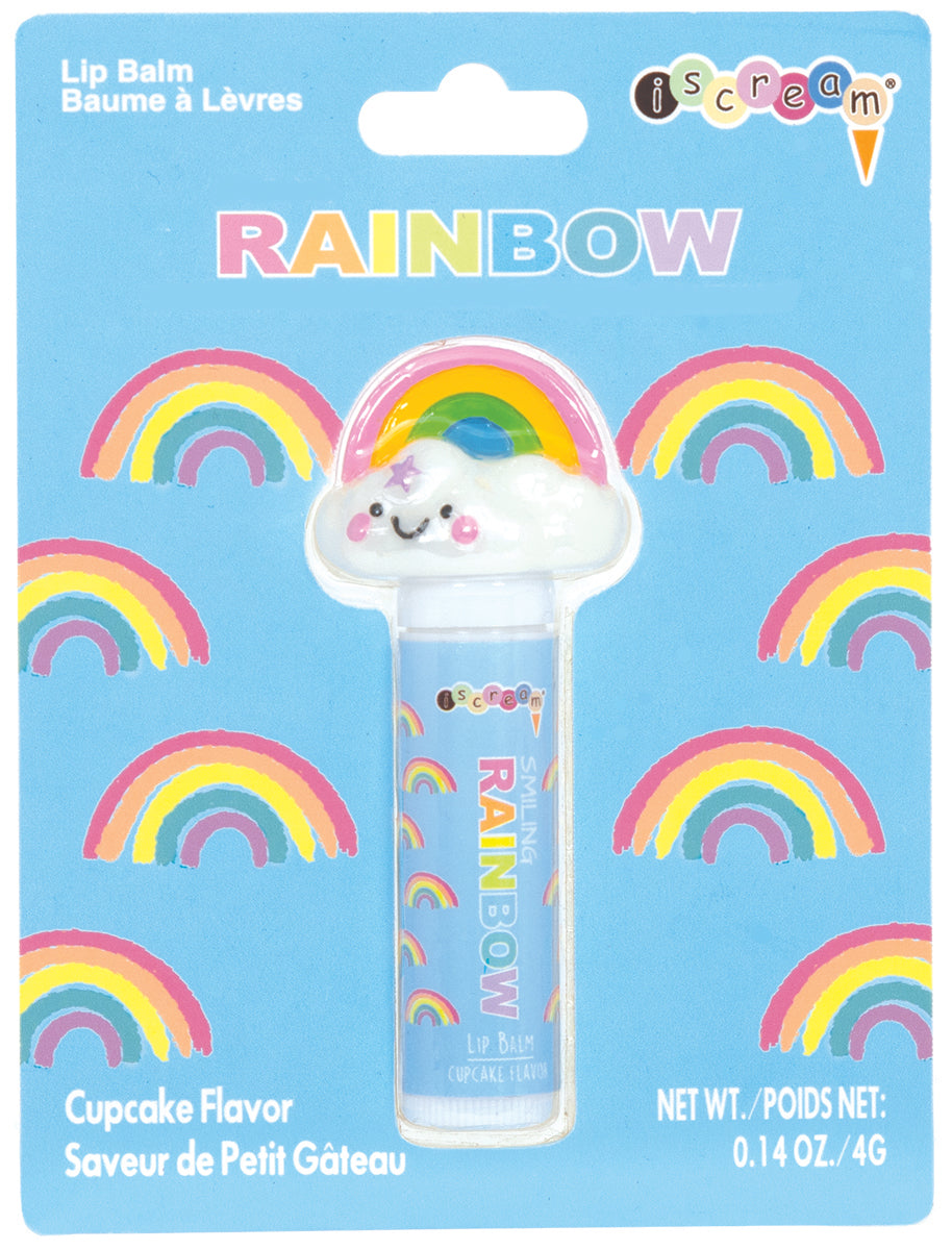 Happy Rainbow Lip Balm