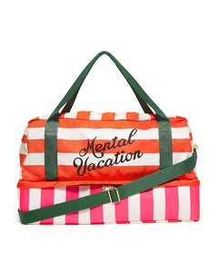 Mental Vacation Travel Bag