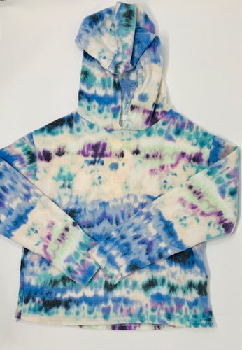 Dori Creations Tie Dye Cozy Sweatshirt