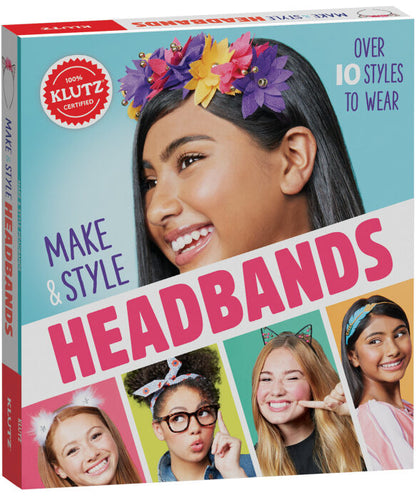 Make & Style Your Own Headbands