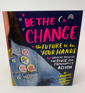 Be The Change Book