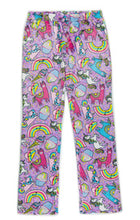 Load image into Gallery viewer, Candy Pink Fuzzy Sleep Pant