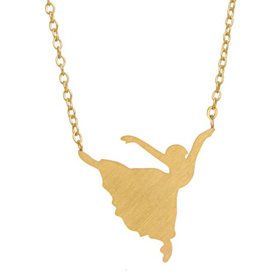 Be Center Stage Necklace