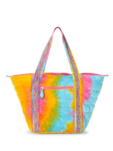 Load image into Gallery viewer, Tie Dye Weekend Bag