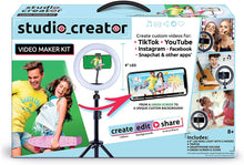 Load image into Gallery viewer, Studio Creator Video Maker Kit