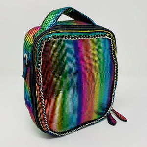 Bari Lynn Lunch Bags - Rainbow Chain