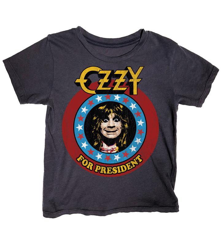 Ozzy for President Tee