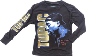 Rowdy Sprout Tupac LS Tee