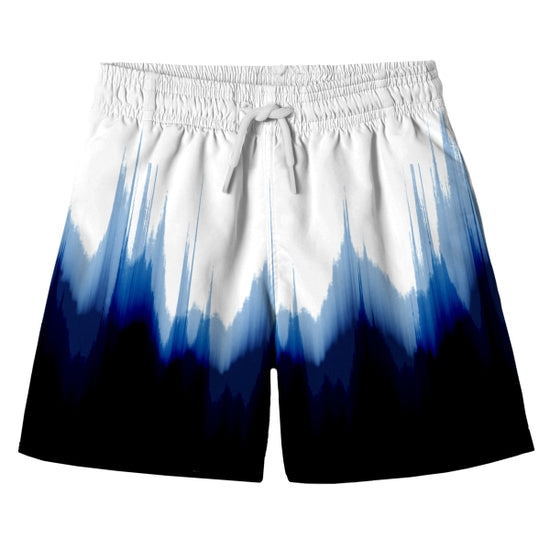 Dipped Swim Shorts