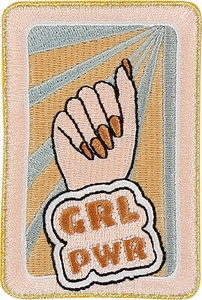 Girl Power Patch (2)