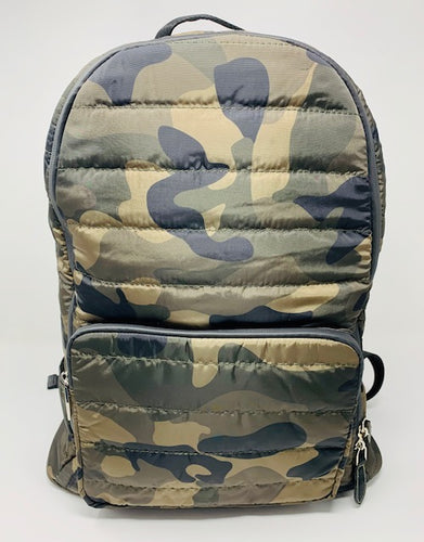 Bari Lynn Backpack - Olive Camo