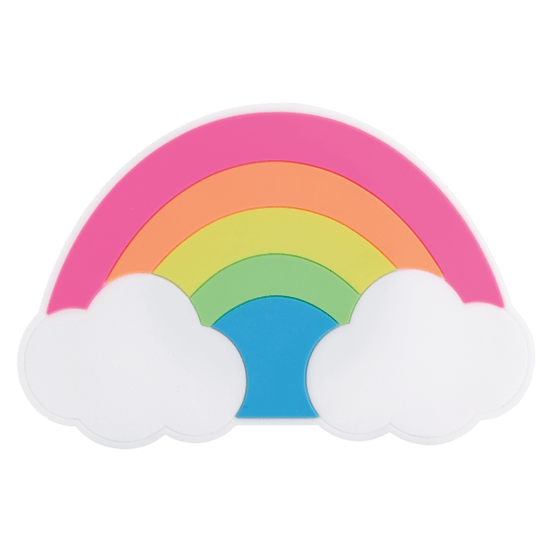 Rainbow Wireless Phone Charger