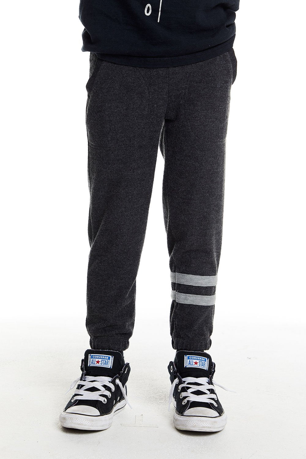 Chaser Lounge Pant with Strappings